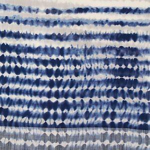J. Jill Accessories - J.Jill - Excellent Pure Jill Tie-Dye-Print Scarf